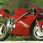 ducati 916 strada, 1994